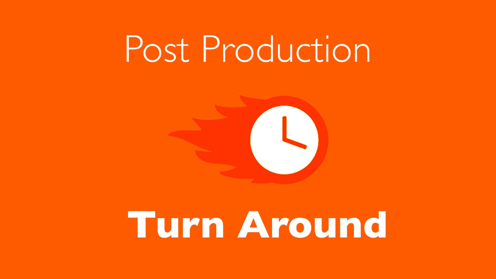 Turn-Around-time - How-fast - 360 Visuals - Charlotte, NC