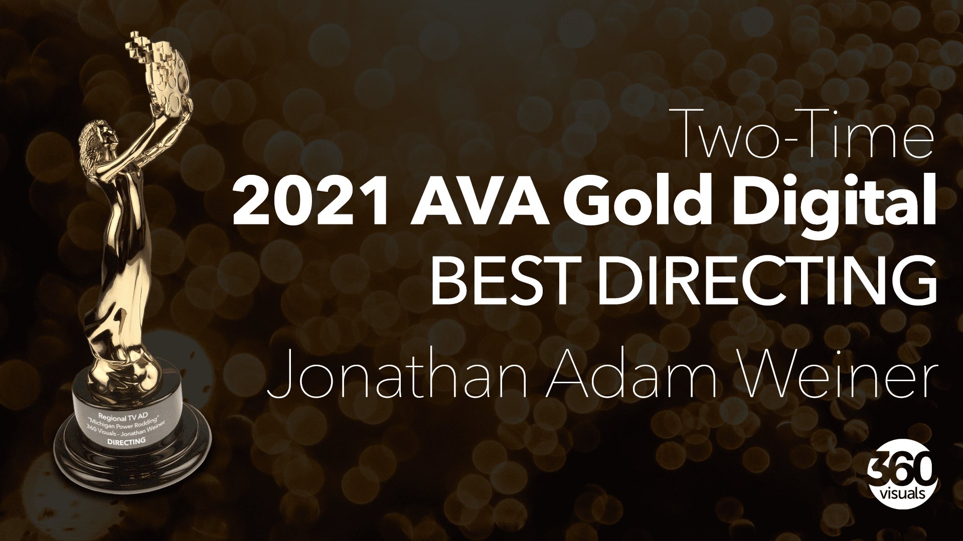 2021 AVA Digital Gold Award - Charlotte, NC