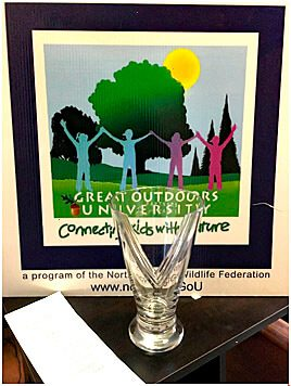 GoU Receives the Partnership for Parks Organization of the Year Award