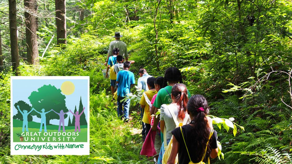 GoU - NCWF's GoU Connects Kids to Nature