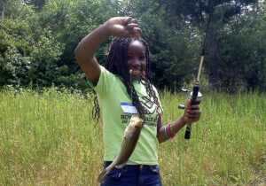 Great Outdoors University - Getting kids and their families outdoors.