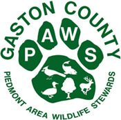 Gaston County Piedmont Area Wildlife Stewards (PAWS) Chapter