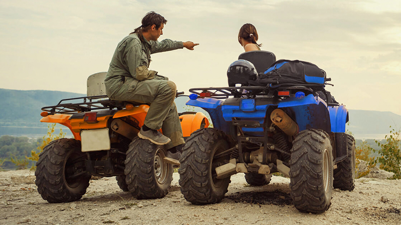 Off Road Vehicle Insurance - North Carolina - South Carolina