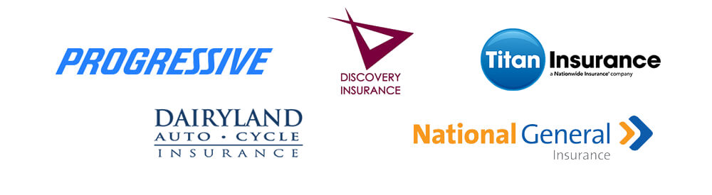 Proudly Representing top North Carolin Insurance Companies