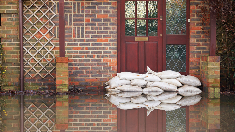 Flood Insurance - Burlington NC