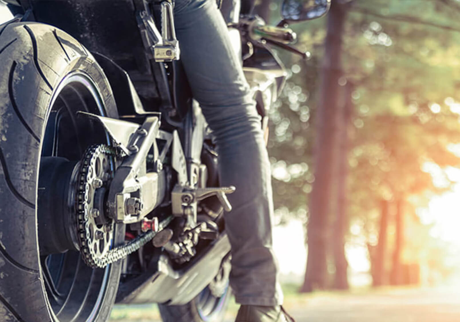 Motorcycle Insurance - South Carolina