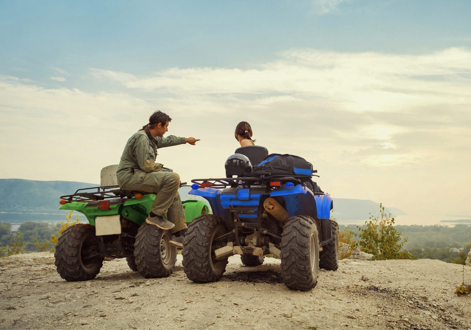 Off Road Vehicle Insurance - South Carolina